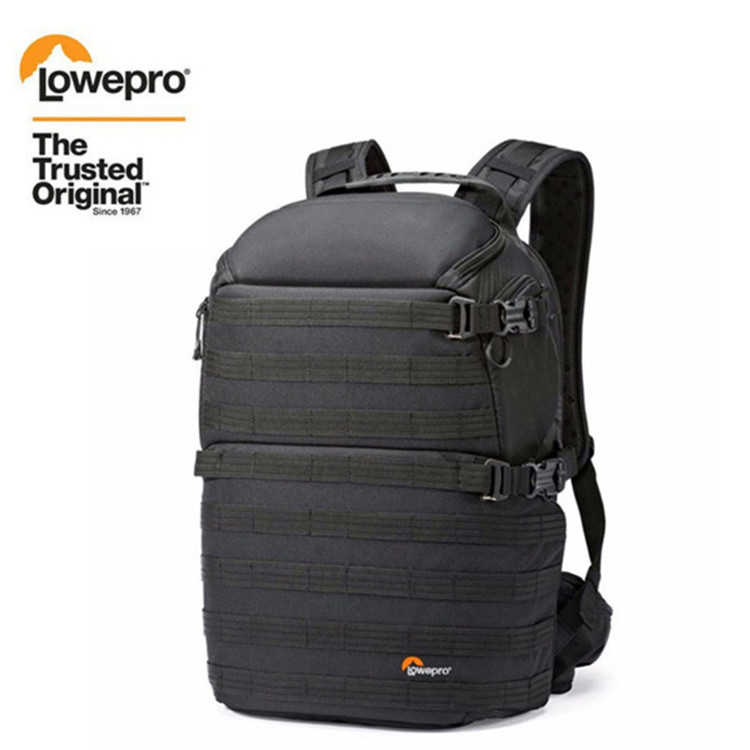 Backpack Laptop Photo-Bag Dslr-Camera Lowepro Protactic AW All-Weather-Cover NEW 350 title=