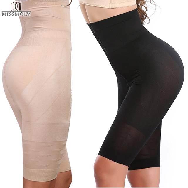 3943e85173 Miss Moly Corrective Pulling Underwear Tummy Control Slimming Sheath  Invisible Butt Lifter Body Shaper Shapewear Pant Corset