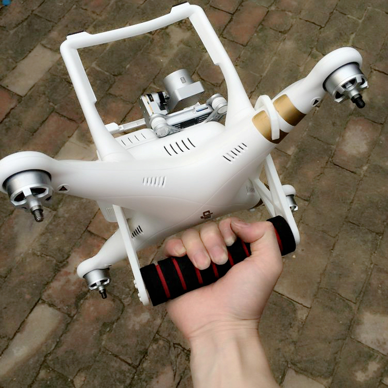 DJI Phantom 3 Professional Standard Advanced Carry Holder Part 3D Printing FPV Drone Vision 4k Gimbal Camera Protect Accessories