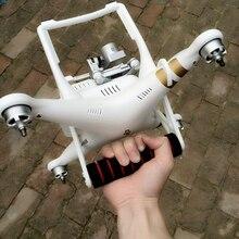 DJI Fantasma 3 padrão profissional avançado Titular Carry parte 3D printing FPV Zangão visão 4 k cardan câmera Proteger Acessórios