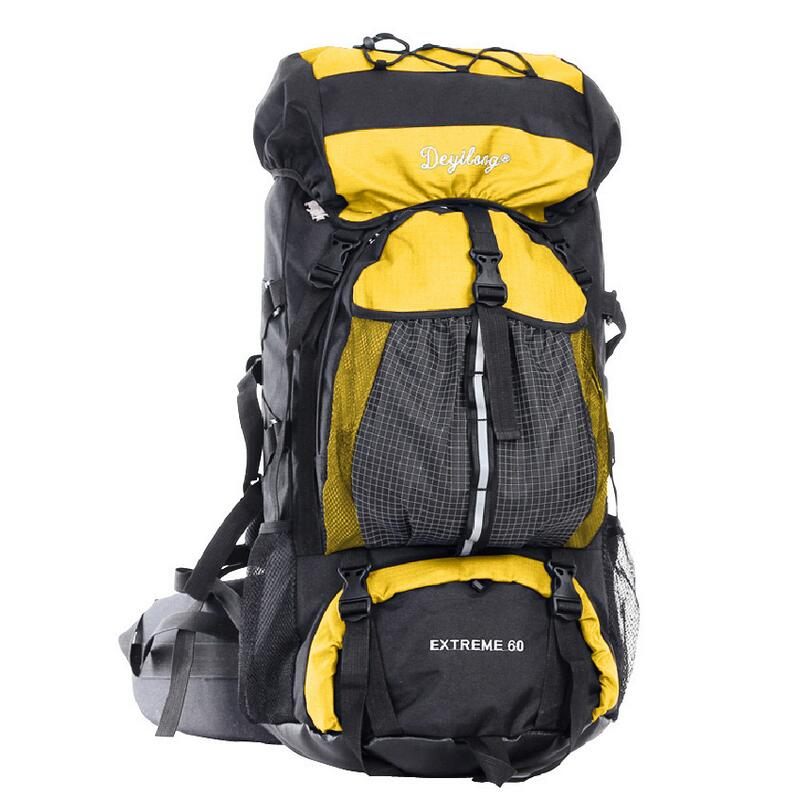 Large capacity Outdoor package mountaineering backpack women and men hiking bag luggage bag travel backpack 60L naturehike outdoor backpack mountaineering bag men and women shoulder bag large capacity 55lsports bagleisure travel bag on foot