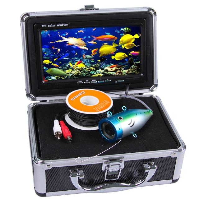 Super Mini 700TVL Underwater Camera With 8pcs White LED & 3.5 3