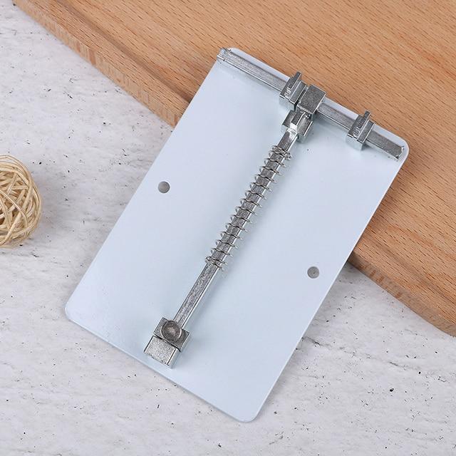 Новый высокое качество 8*12 см приспособление материнская плата держатель для мобильного телефонная доска (линия) ремонт инструмент