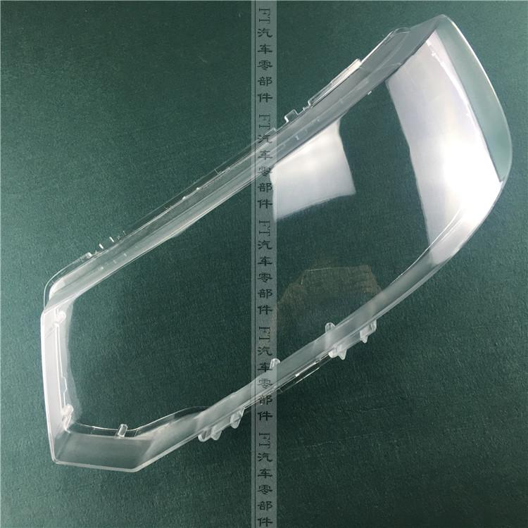 For 10 12 VW Jetta Headlight cover headlight transparent lampshade Jetta glass lamp Auto partsHeadlamp hood in Shell from Automobiles Motorcycles
