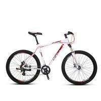 Cyrusher XF300 Mountain Bike 24 Speed Lightweight 27 5 X21 Aluminum Frame Fork Suspension Mans MTB