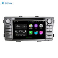 YESSUN For Toyota Hilux 2010~2015 Car Navigation GPS Android Audio Video Radio HD Touch Screen Stereo Multimedia Player.