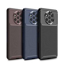 For Nokia 9 7.1 4.2 7.1plus x7 case Carbon fiber drop protection Ultra-thin TPU silicone on for 3.1plus x3 plus