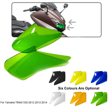 цена на Motorcycle Headlight Screen Protector Cover Autocycle Protection Shield Guard Lens For Yamaha TMAX 530 TMAX530 2012 2013 2014