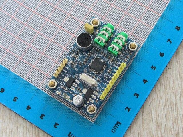 Бесплатная Доставка ALIENTEK VS1053 модуль mp3-плеер аудио декодер Модуль VS1053 MP3 Модуль
