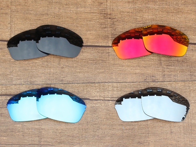 PapaViva POLARIZADA Lentes de Substituição para o Meio Fio 2.0 Sunglasses  100% UVA   Uvb cd0fcd2240