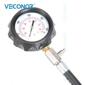 Image 3 - VECONOR Professional Diesel Engine Compression Tester Tool Kit Set Cylinder Pressure Meter For Diesel Truck