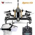 Rodeo 150 Control Remoto Devo7 Walkera FPV Drone con Cámara de Carreras Gafas 4 Gafas de Cámara 600TVL vs DJI Phantom 4 Fast Ship