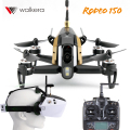 Walkera Rodeo 150 Devo7 Remote Control FPV Racing Drone with Camera 600TVL Goggle 4 Glasses Camera vs DJI Phantom 4 Fast Ship