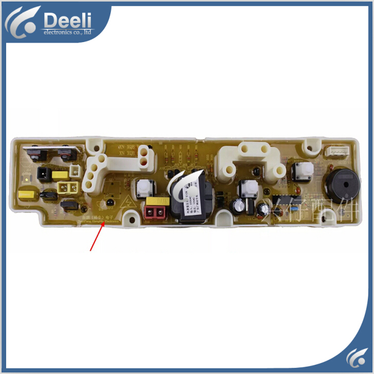 100% tested for washing machine board control board C305602B WI5021MAS WI4821MS WI5221MS Computer board on sale d05021b maine board fittings of a machine tested well original