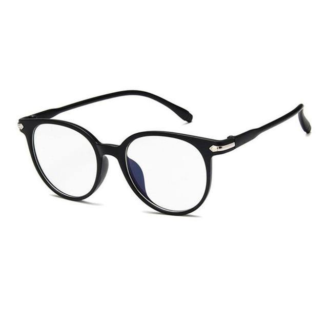 Винтаж Hipster Nerd оправы для очков ретро модные матовые черные очки  полный обод четкие линзы близорукость 556366fdfcc
