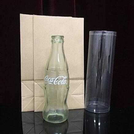 Fuga de coca-cola botella de vacío magic tricks, apoyos, accesorios, ilusión, truco, comedia, mentalismo, al por mayor, 2016 Nuevo