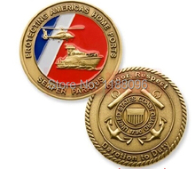 2014 hot sale  Metal Copper Crafts Commemorative Coins Military medals Wholesale and retail Free shipping hl50009