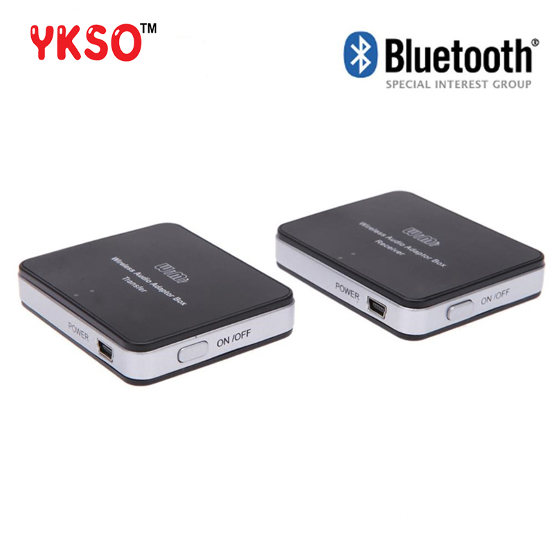 YKSO 2.4G Wireless Audio Adapter Music Sound Transmitter WA002 Wireless Adapter for mobile Phone/PC Speaker