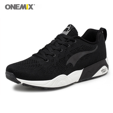 New Arrival onemix Classics Style Men Running Shoes Light Breathable Sp