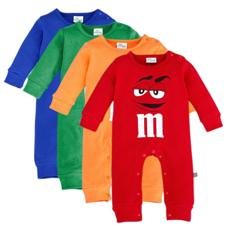 Baby Clothes Cartoon Newborn Baby   Rompers   Cotton Short Sleeve Summer Girls Boys   Rompers   Toddler Infant clothes US Shippment
