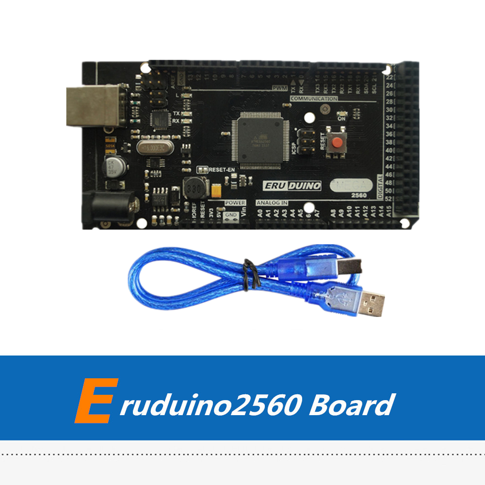 Taurino Power Improved ERUDUINO 2560 Board 24V  53000459