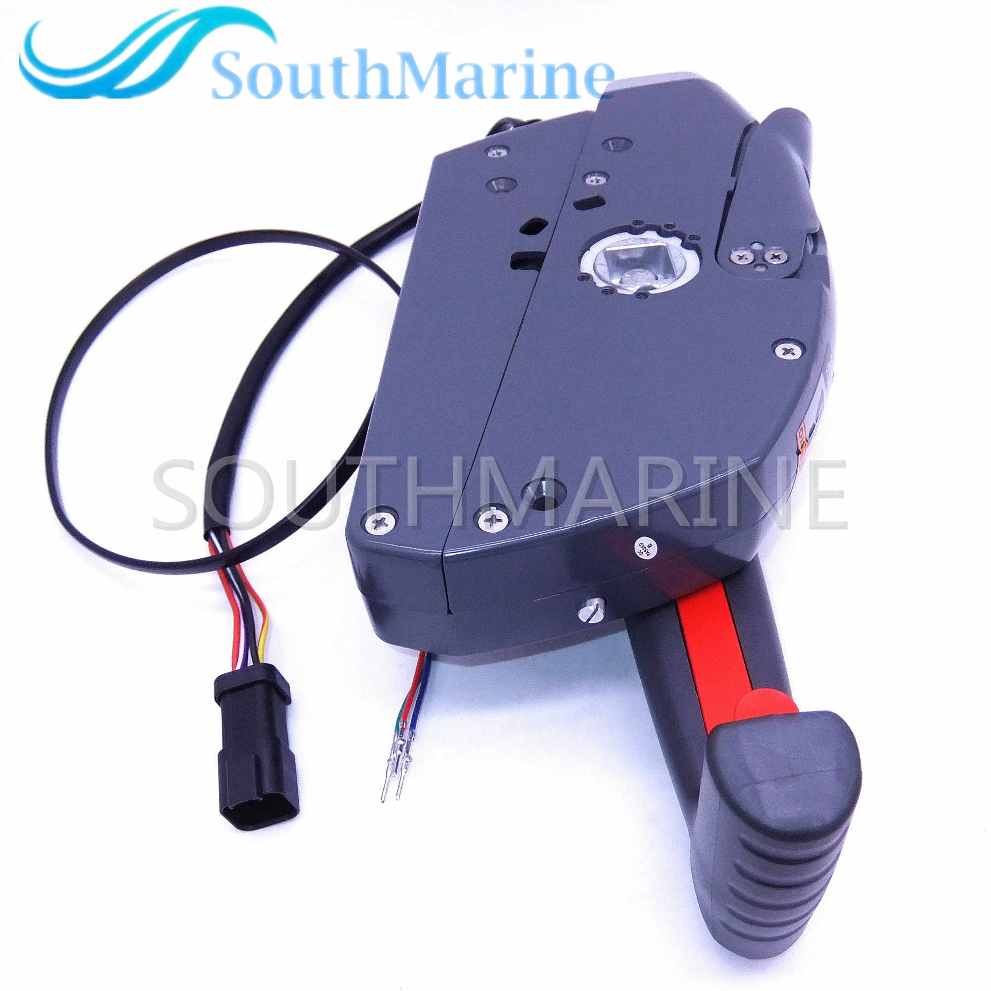 5006180 Boat Motor Side Mount Remote Control Box for Johnson ... on