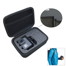 Case for GoPro Hero 7/6/5/4 Travel Storage Bag EVA Box for Go Pro Hero7 SJCAM Xiaomi YI 4K EKEN AKASO Action Camera Accessories все цены