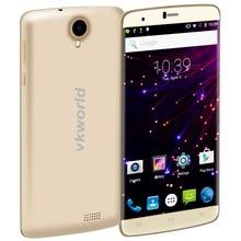 Vkworld T6 Ponsel 6 Inch Telepon Android 5.1 MTK6735 Quad core Ponsel 2G RAM + 16G ROM 1280*720 4G LTE Dukungan OTG