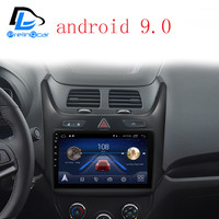 Android 9.0 Car DVD GPS Stereo Audio Navigation System for Chevrolet cobalt 2016 2017 2018 Radio player