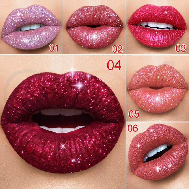 Glitter Liquid Lipstick
