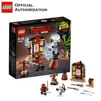 2017 Movie Building Blocks lego Ninja Toy All Compatible Building Creative Blocks Special Toy Free Building Model