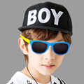 2017 Fashion Classic Kids Sunglasses High Quality Children Brand designer Safety Coating Glasses Sun UV 400 Shades Oculos de sol