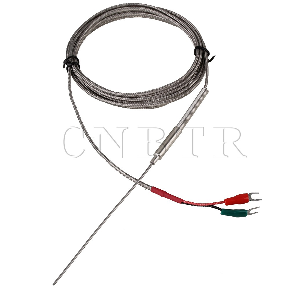 20PCS CNBTR Accurate 1.5 x 100mm K Type Thermocouple