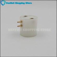 Cap Water-Bottle-Cover Transparent Plastic Dental-Chair-Unit 5PCS White