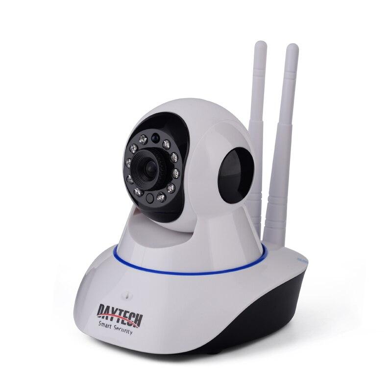 imágenes para DAYTECH Cámara IP 2MP 1080 P Wi-Fi Cámara de Vigilancia Inalámbrica WiFi P2P Red de Seguridad CCTV Del Monitor Del Bebé de Dos Vías de Intercomunicación IR