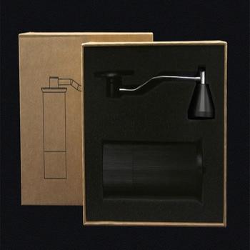 Grinder Portable Manual Coffee Grinder Coffee Maker Stainless Steel Portable Coffee Bean Grinder Coffee Grinder  3