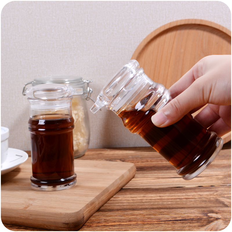 Olive Kitchen Accessories Price List: Free Shipping Leak Proof Seal Food Grade Plastic Bottle