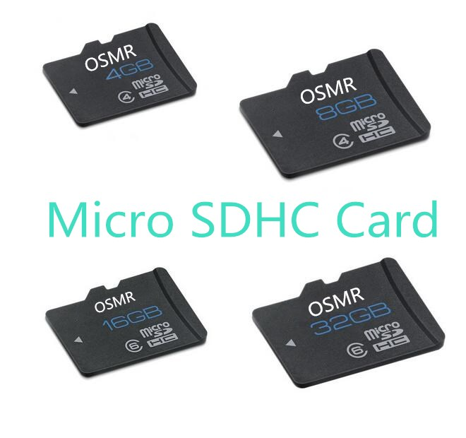 Hot New Memory Card 64GB  Micro Sd Card 32GB Class 10 TF Card Pendrive 16GB 8GB Microsd Card 4GB 2GB  Send Adapter 10PSC/1Bag