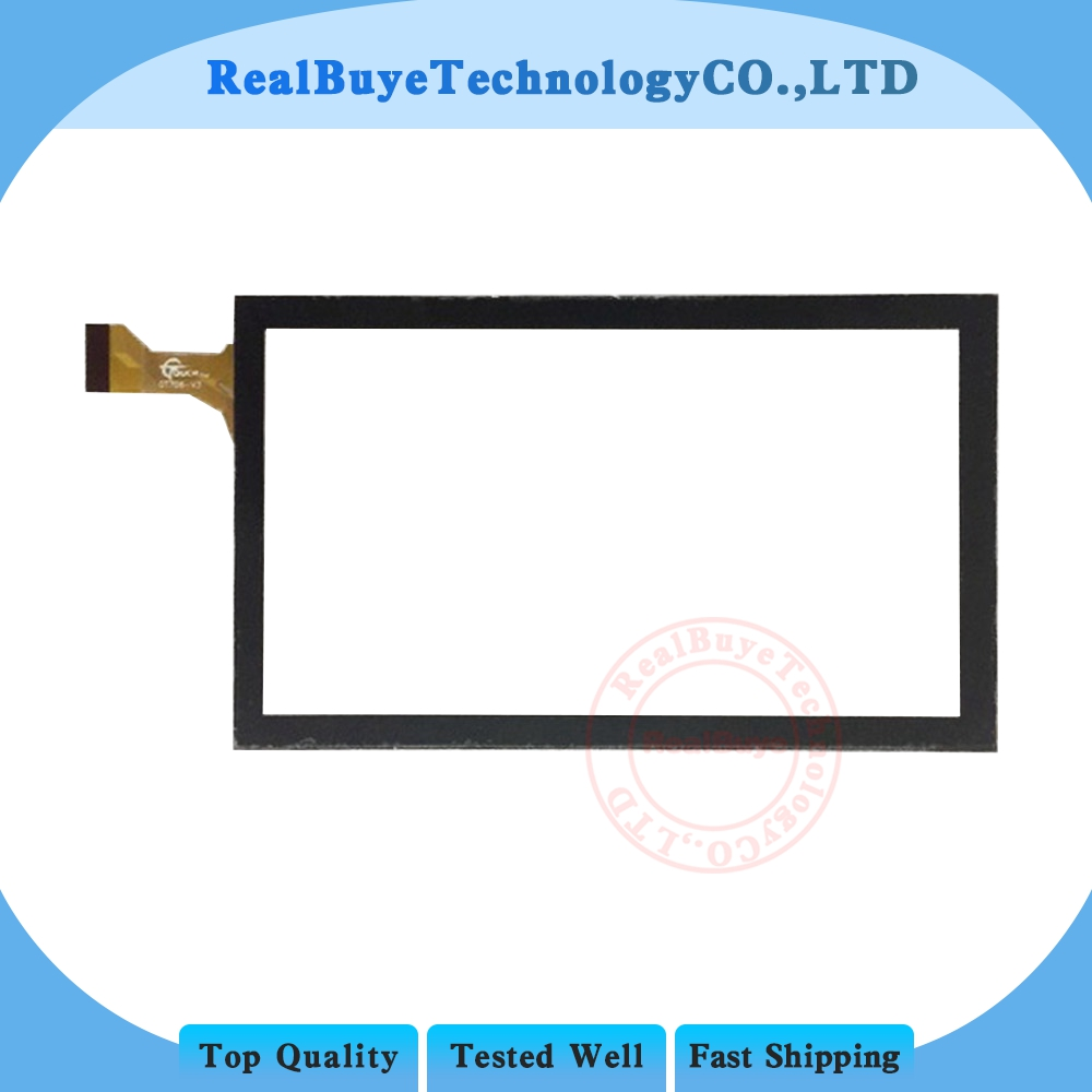 A+7inch Capacitive Touch Screen Digitizer Glass For Tablet Pc Mid Repair  GT706-V3