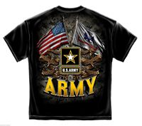 US ARMY FLAG T SHIRT MILITARY USA AMERICAN FLAG ARMED FORCES CAMO MENS TEE S 3XL Cheap wholesale tees free shipping cheap tee,