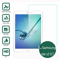 For Samsung Galaxy Tab S2 9.7 Tempered Glass screen Protector 2.5 9h Safety Protective Film On TabS2 S 2 T810 T815 T817