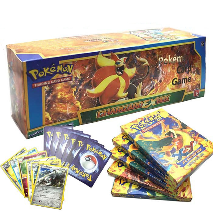 ФОТО 25pcs/set pokemon cards english game ex play anime hot toys pikachu figures card with metal box best gift lot toy for children