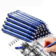 Superior 9 pcs Neelde Soft Brush Fine Line Pen Black Sketch Markers Waterproof Drawing Pen for School Stationery Supplies