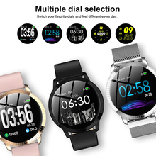 New Sport bluetooth Smart Watch Heart Rate Blood Pressure Monitor for iOS Android  blood pressure smart Band Fitness Tracker