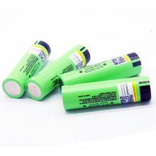 10 70 pièces liitokala dorigine NCR18650B 3.7V 3400 mah 18650 3400 mah batterie au lithium rechargeable