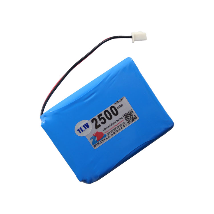 In 2500mAh with protection board 554858 12V lithium polymer battery monitor 11.1V 605060 Li-ion Cell 5pcs 1s 3 2v 18650 li ion lithium iron phosphate battery protection board 2a with overcharge overdischarge protection