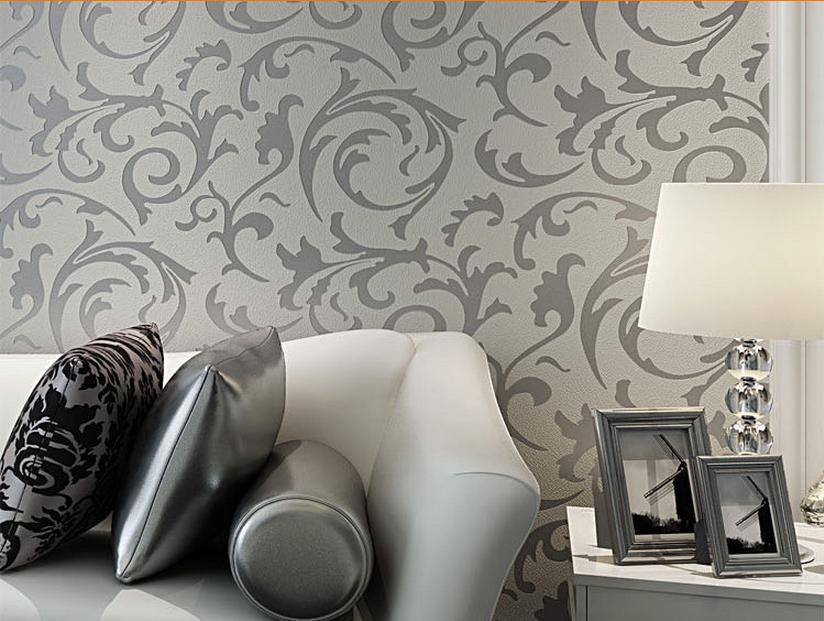 Woonkamer Behang Modern : Behangpapier living modern
