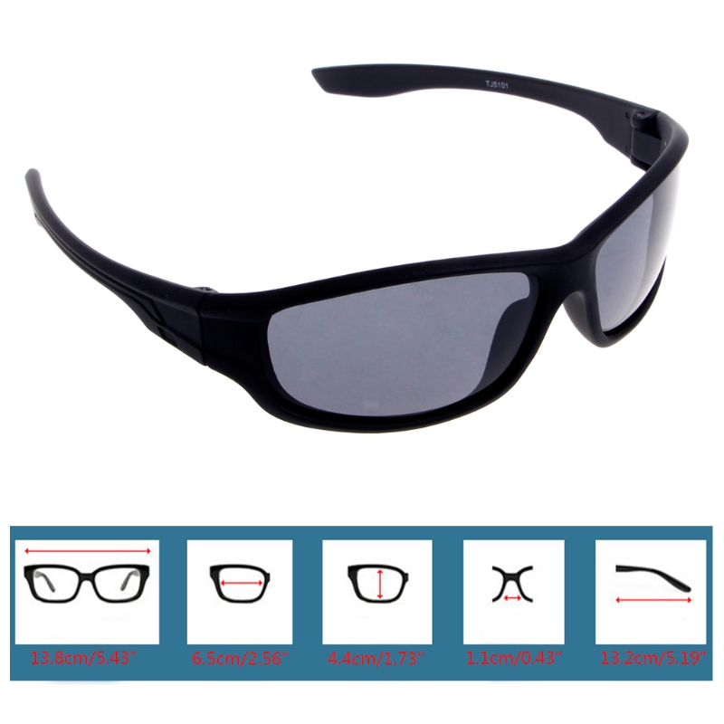 Hot Mens Polarized Sunglasses Driving Cycling Goggles Sports