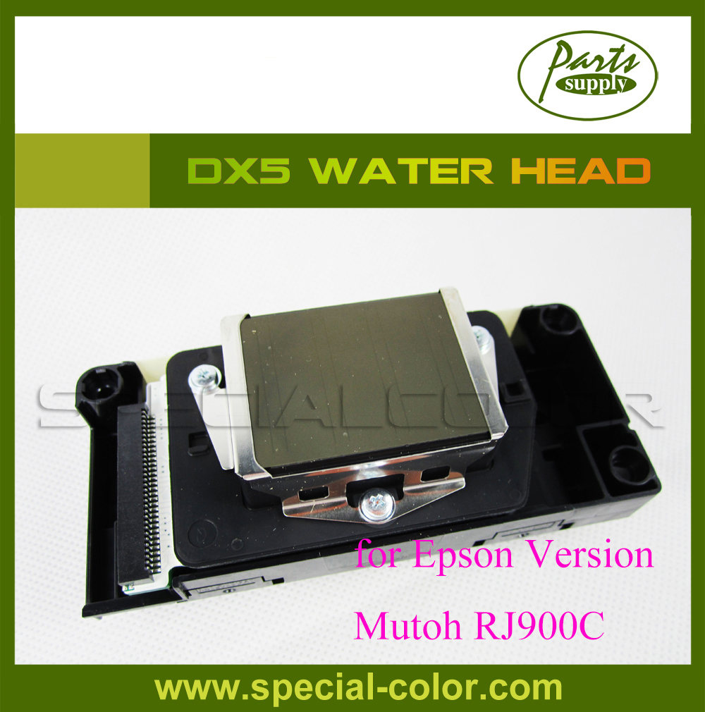 Japan DX5 Water Head Mutoh Unlocked Printhead for RJ900C head 5 285058