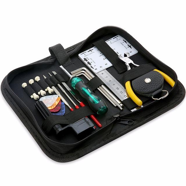 Guitar Repairing Tools Kit